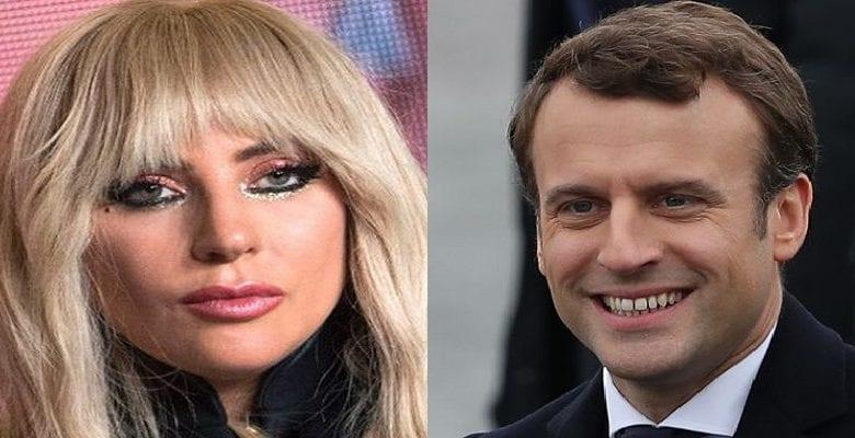 Coronavirus : Lady Gaga adresse un message à Macron