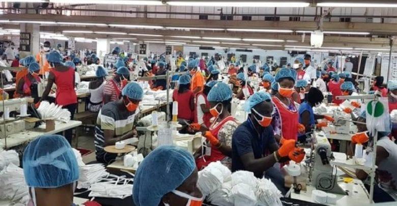 Coronavirus: Le Ghana commence sa propre production d'équipements de protection
