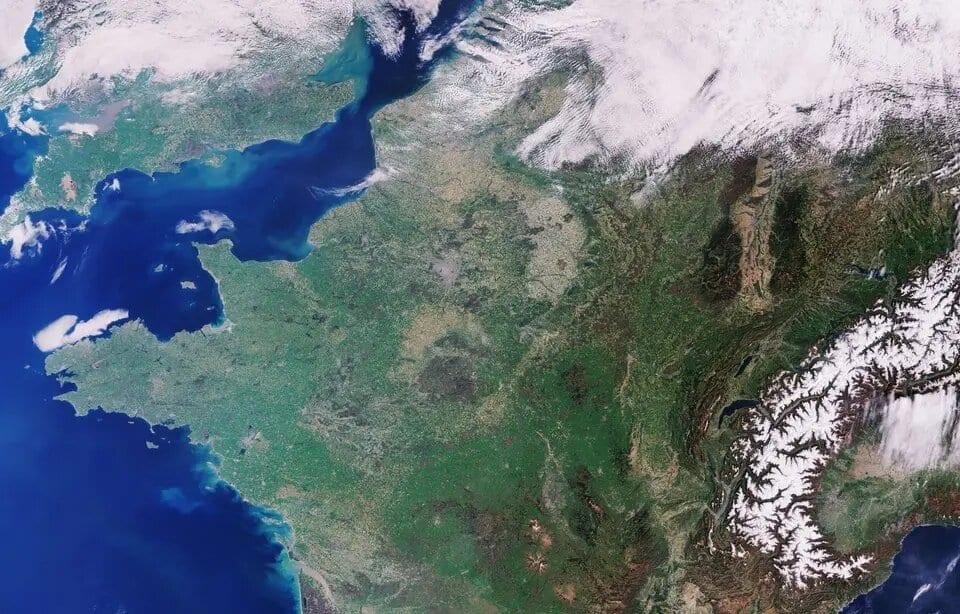 Coronavirus : L'effet du confinement (et son impact sur la pollution en Europe) se voit aussi depuis l'espace