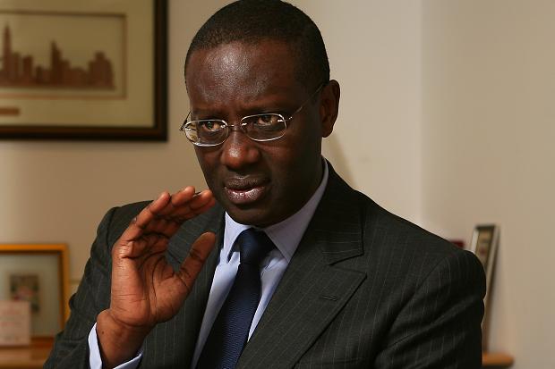 Crise sociopolitique : Tidjane Thiam s'adresse à Alassane Ouattara