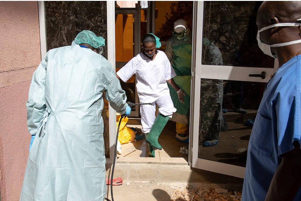 Le Togo déplore 02 nouveaux décès de coronavirus