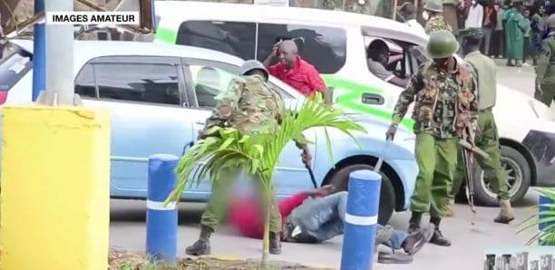 Couvre-feu au Kenya : Les violences policières font 10 morts