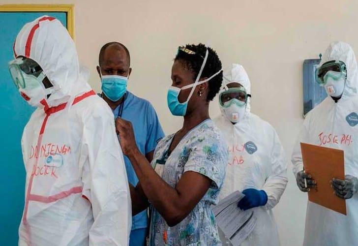 Covid-19 en Afrique : 18.333 cas confirmés dont 962 décès, voici le bilan ce 17 avril