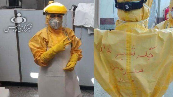 Covid-19 en Iran : Ces volontaires qui lavent les cadavres des victimes