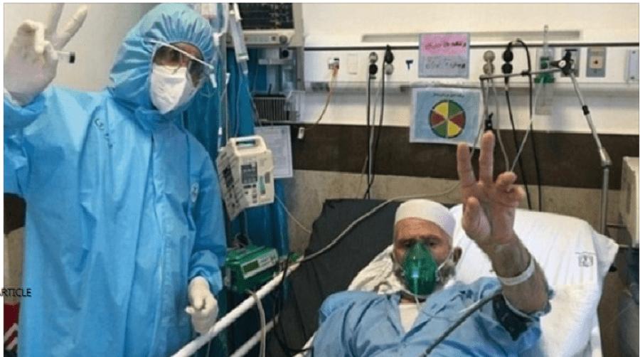 Covid19 : Un patient iranien âgé de 101 ans guérit du coronavirus grace a la chloroquine ……?