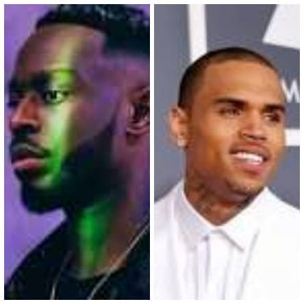 Une éventuelle collaboration entre Dadju et Chris Brown