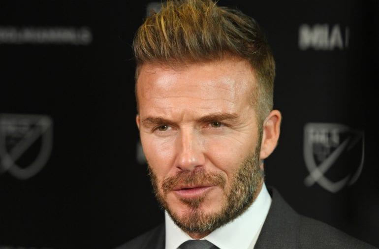 David Beckham a pris sa retraite à cause de Lionel Messi