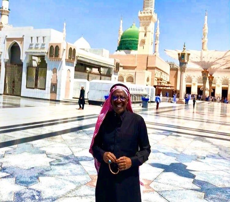 Début du Ramadan 2020 : le message d'Alpha Blondy aux musulmans