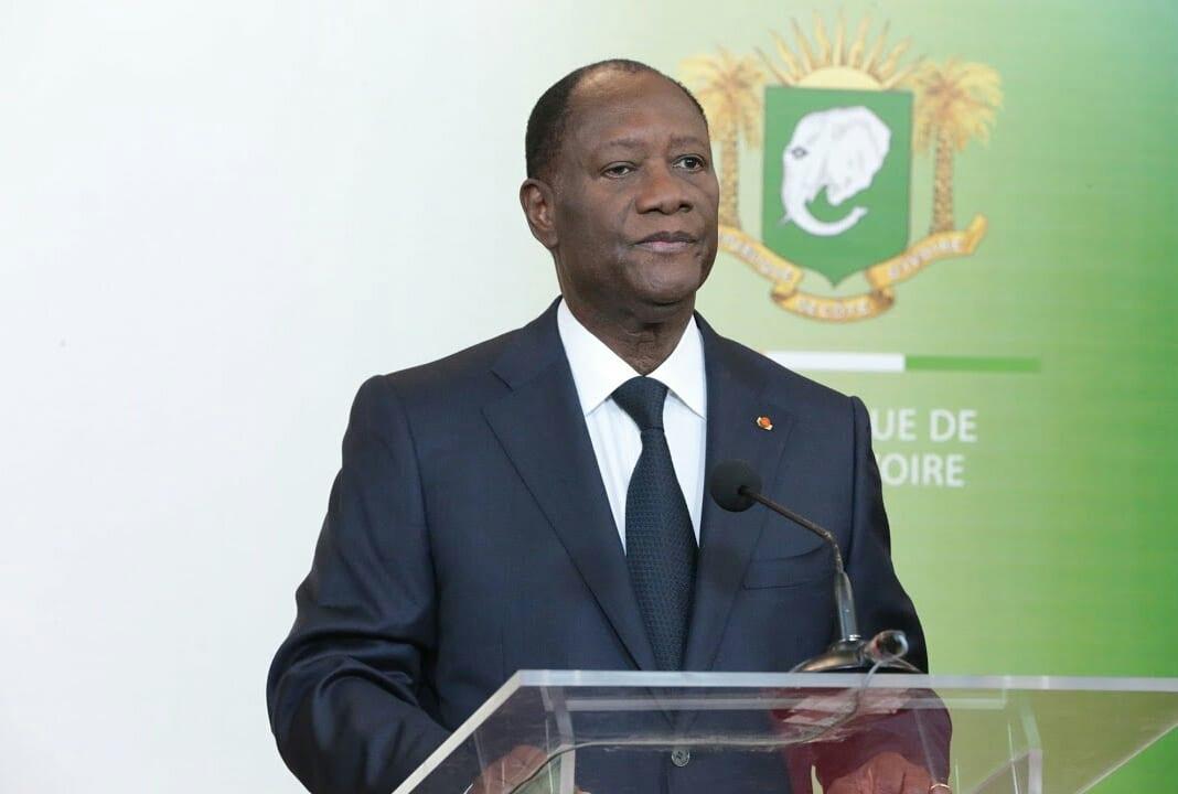 Destruction du centre Covid-19 de Yopougon, le président Ouattara prévient