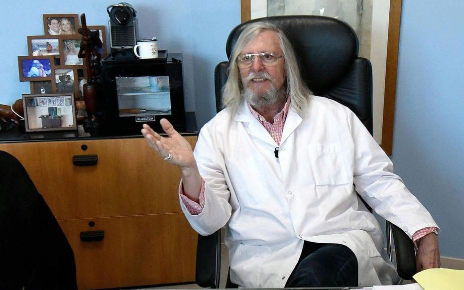 Covid-19 : «L'épidémie est en train de disparaître à Marseille», affirme Didier Raoult