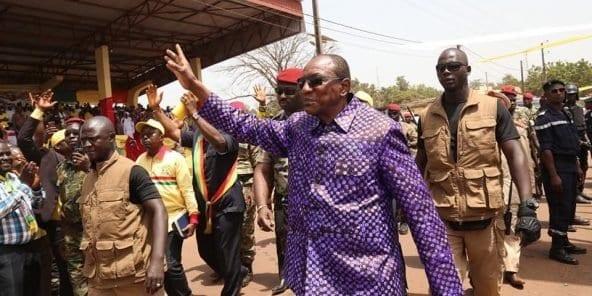 En Guinée, le parti d'Alpha Condé rafle les deux tiers des sièges à l'Assemblée