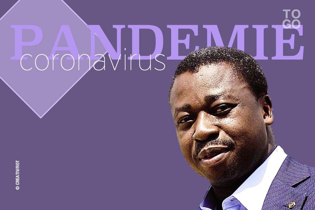 Coronavirus : Faure Gnassimgbé déclare l'état d'urgence au TOGO – Eau & Electricité gratuit