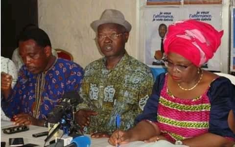 URGENT : Agbéyomé Kodjo et ses collaborateurs présentés au procureur cette nuit