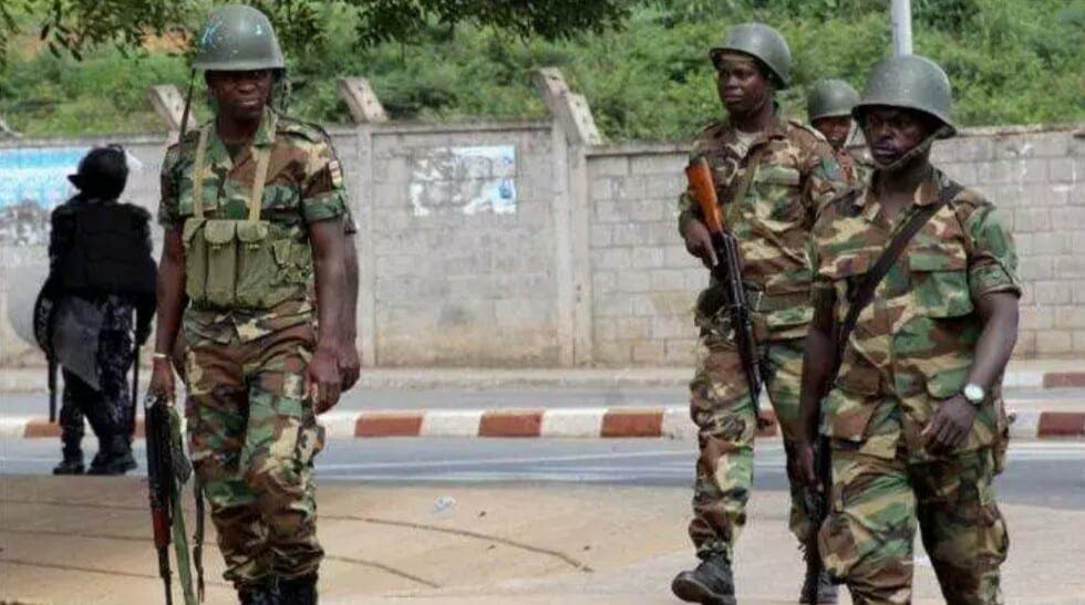 Togo : un militaire demande pardon pour les violences faites lors du couvre-feu