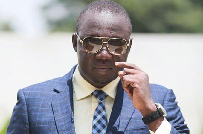 Le député togolais Gerry Taama aperçu torse nu (photo)
