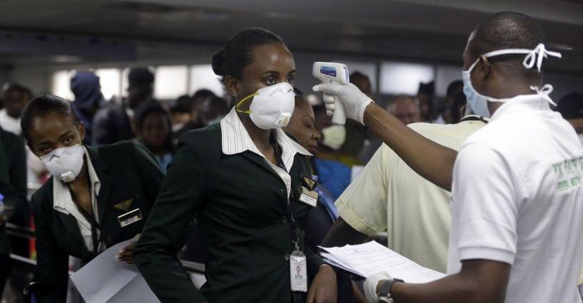 Gabon : 34 agents de santé positifs au COVID-19