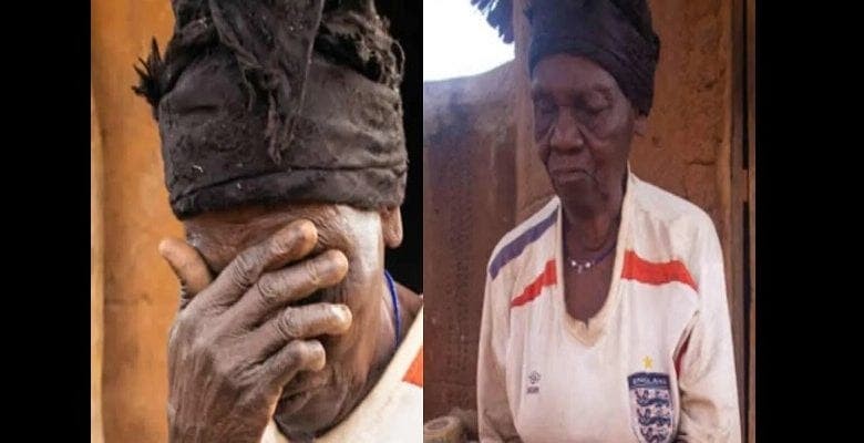 Ghana : bonne nouvelle pour la vieille femme dont le plus grand rêve était de dormir sur un matelas avant de mourir (vidéo)