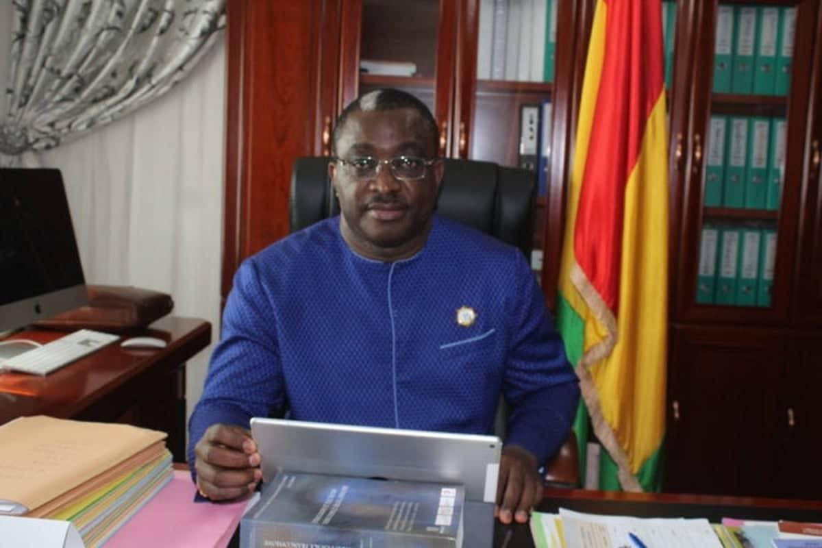 Guinée : décès de Salif Kébé, président de la CENI