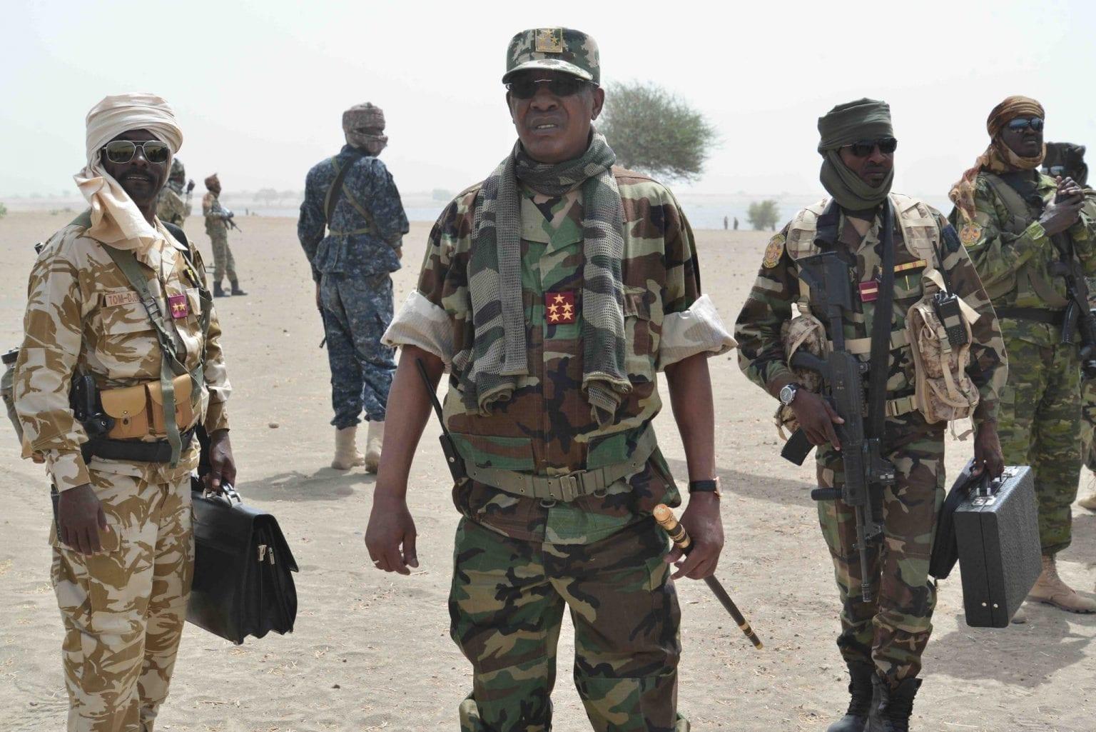 Idriss Déby : « nous avons nettoyé les îles du Lac Tchad de Boko Haram »