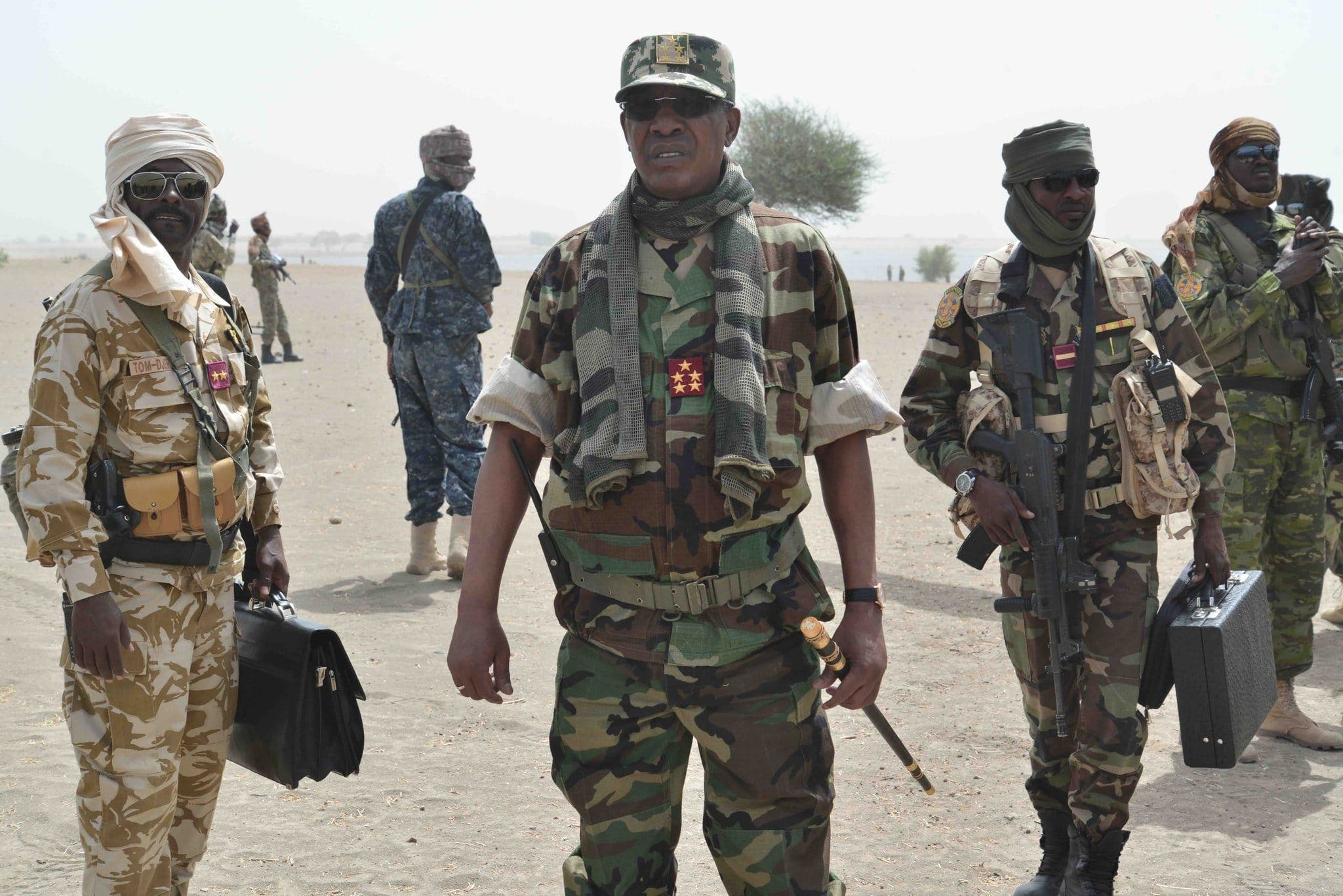 Tchad : Idriss Deby affirme avoir terrassé et vaincu Boko Haram