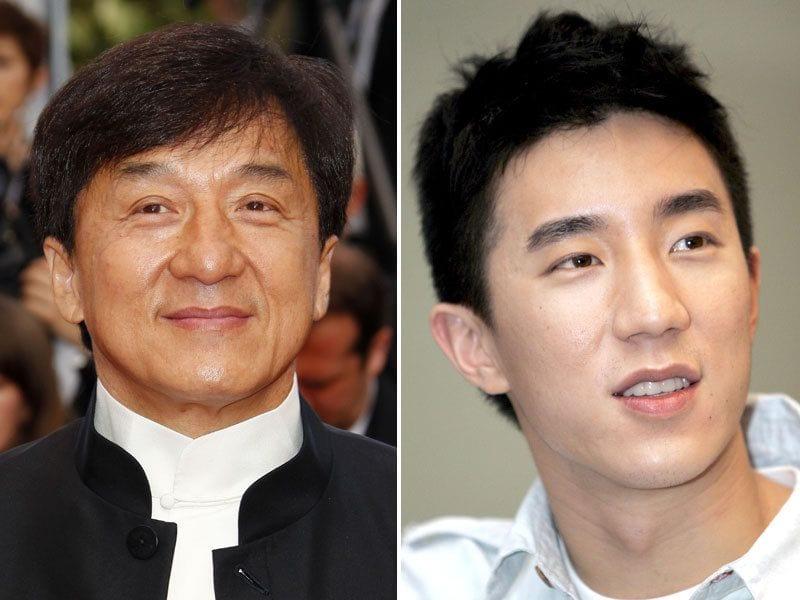 Jackie Chan ne lèguera pas ses biens à son fils