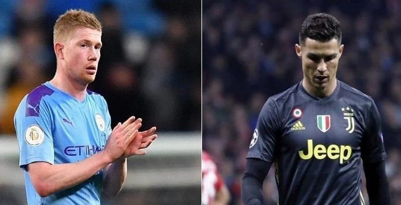 Kevin De Bruyne aimerait jouer avec Ronaldo: le Belge révèle pourquoi