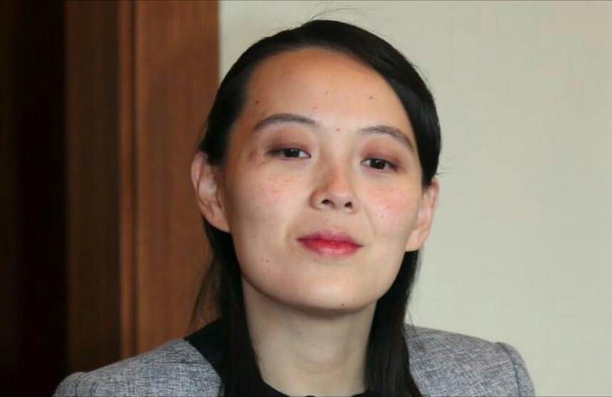 Qui est Kim Yo-jong, la sœur de Kim Jong-un qui pourrait lui succéder en cas de décès ?