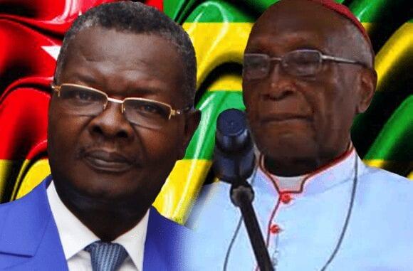 Arrestation d'Agbéyomé Kodjo, réaction officielle de la dynamique Mgr Kpodzro