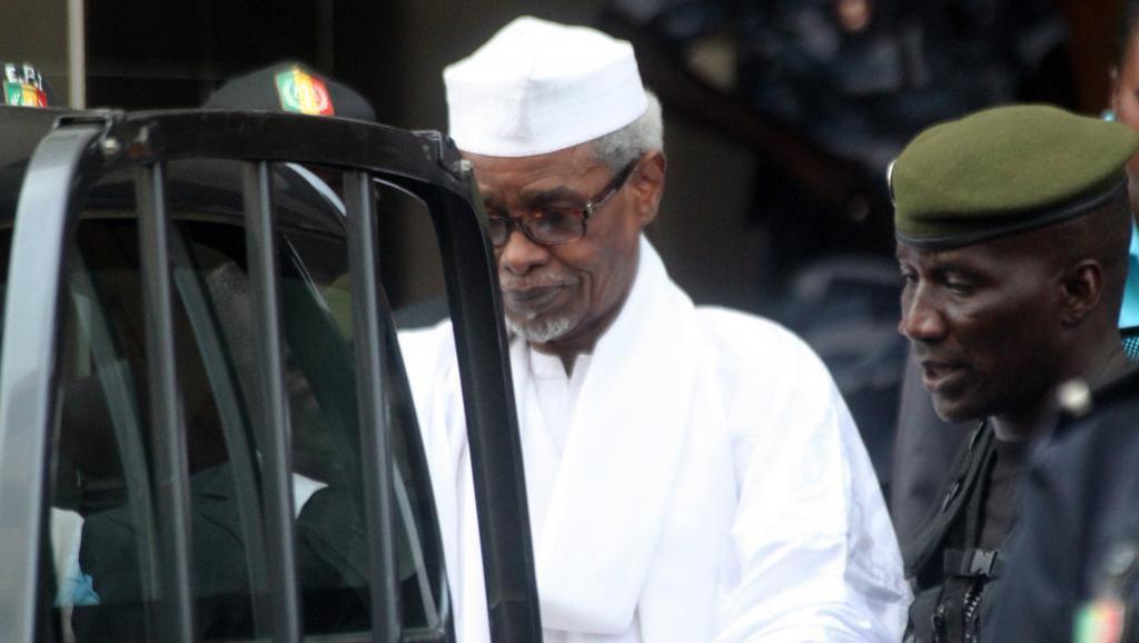 L'ancien président tchadien, Hissein Habré bénéficie d'une grâce présidentielle