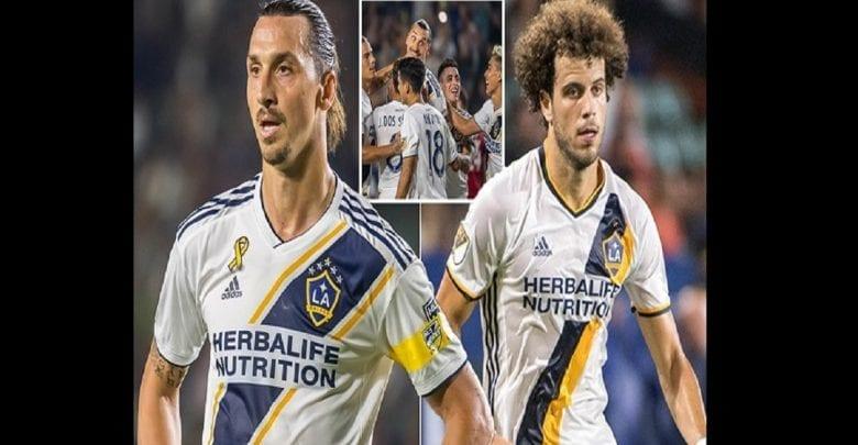 LA Galaxy: Pedro révèle comment Zlatan Ibrahimovic menaçait de mort ses coéquipiers
