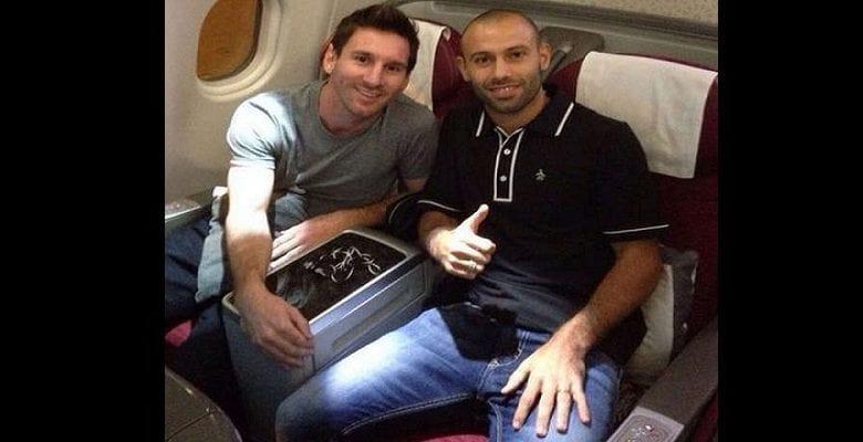 title Le jet privé de Lionel Messi fait un atterrissage d'urgence à Bruxelles