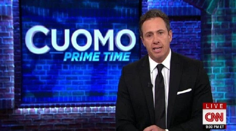 Le journaliste de CNN Chris Cuomo partage son secret pour frapper le coronavirus