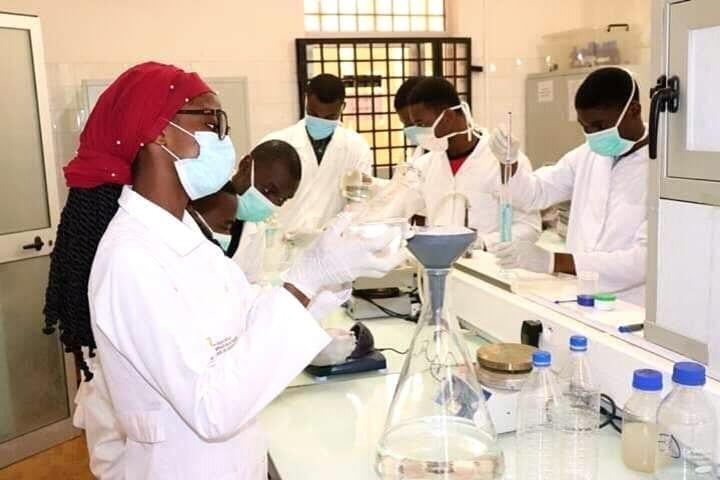Togo : Les étudiants en pharmacie se mobilisent contre le coronavirus
