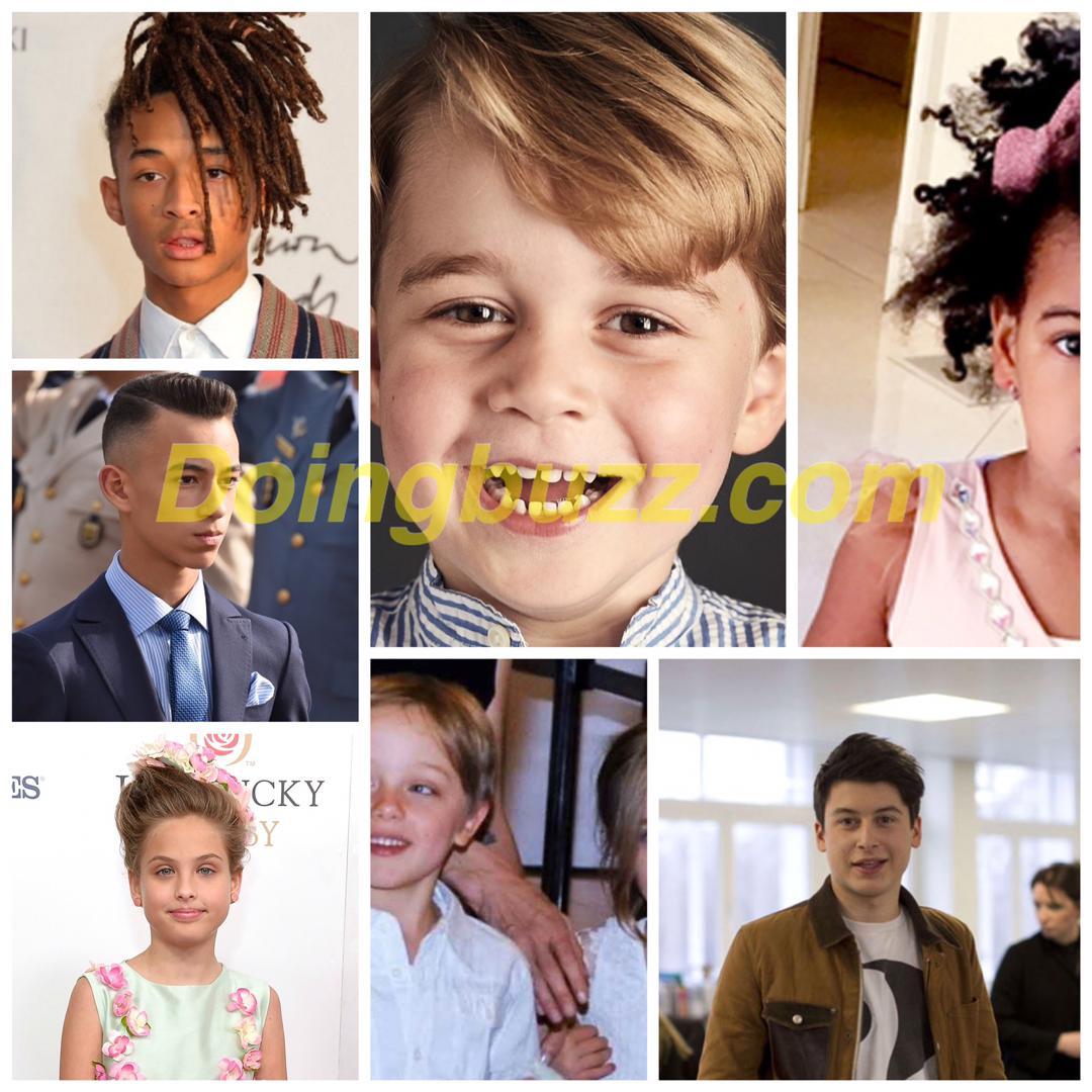 Les 12 enfants les plus riches du monde
