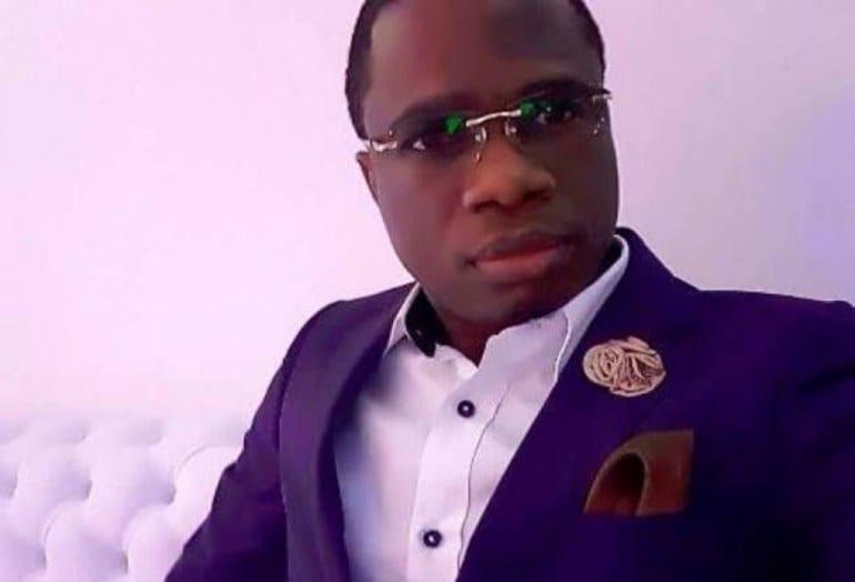 Papson Moutité, incarcéré à la prison civile de Lomé