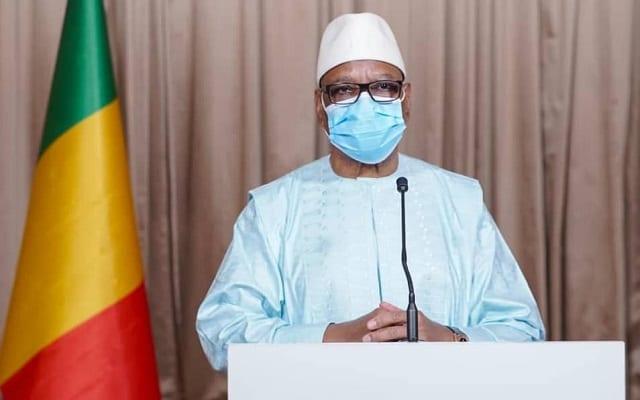Mali/Covid-19 : Le président IBK renonce à trois mois de salaire