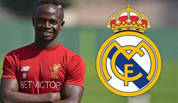 Football : Sadio Mané n'ira pas au Real Madrid