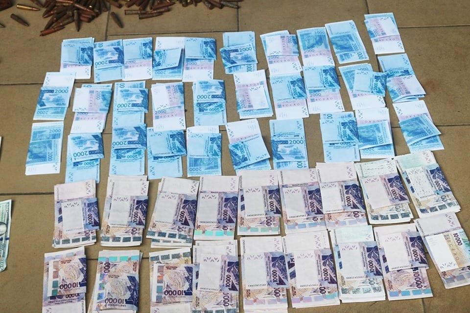 Man : un militaire arrêté pour trafic de faux billets de banque