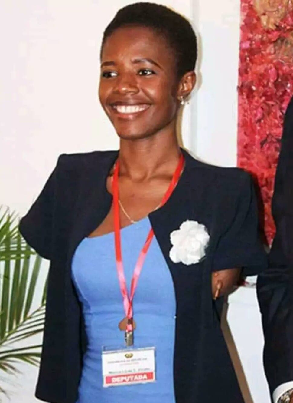 Mozambique : une handicapée devient la plus jeune députée du pays