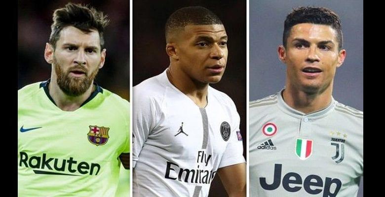 « Messi et Ronaldo sont deux monstres, mais je préfère Mbappé »