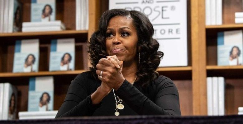 Michelle Obama la future vice-présidente ? Elle répond.