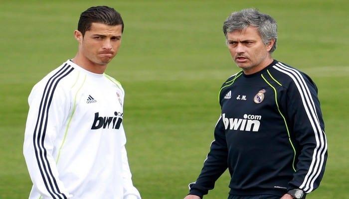 """Mourinho a quitté le Real à cause de Ronaldo"""