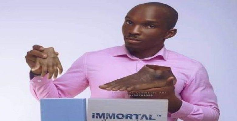 Nigeria: Un jeune fabrique des prothèses pour les Noirs
