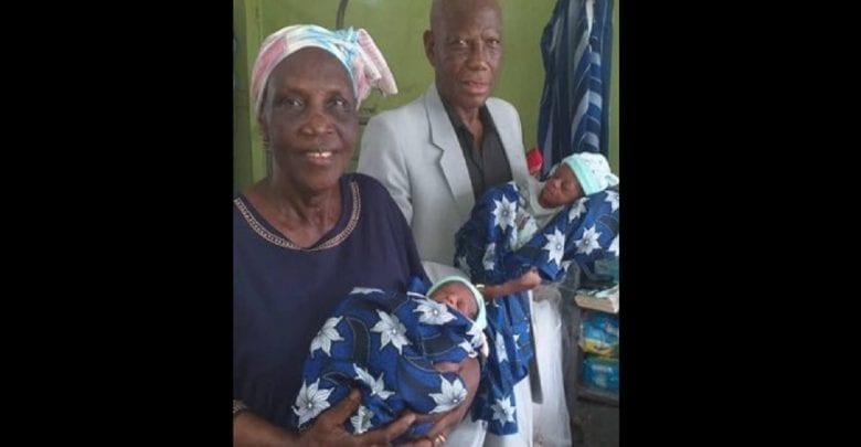 Nigeria: Une femme de 68 ans donne naissance à des jumeaux