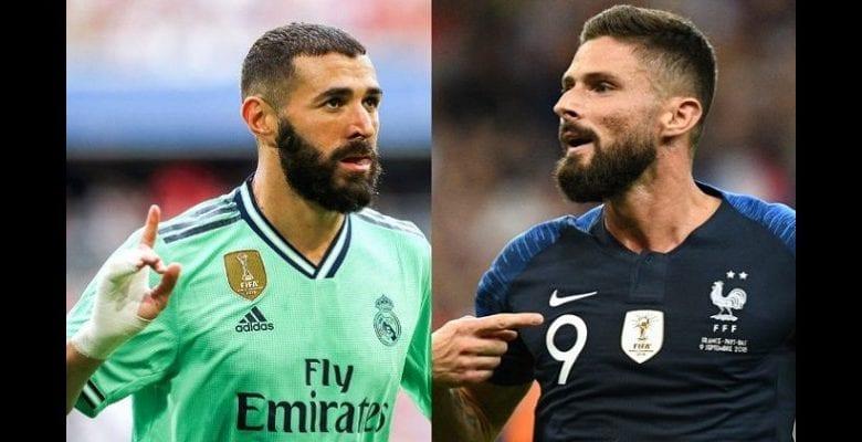 Olivier Giroud lâche ses vérités sur Karim Benzema
