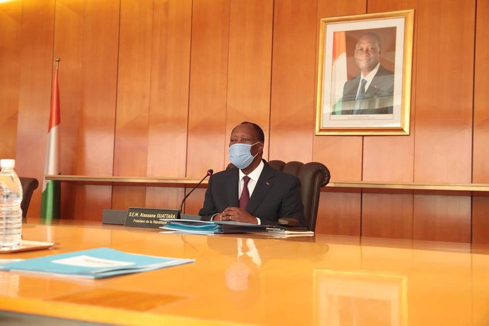 Une victoire pour l'opposition : Ouattara fixe la caution présidentielle à 50 millions Fcfa