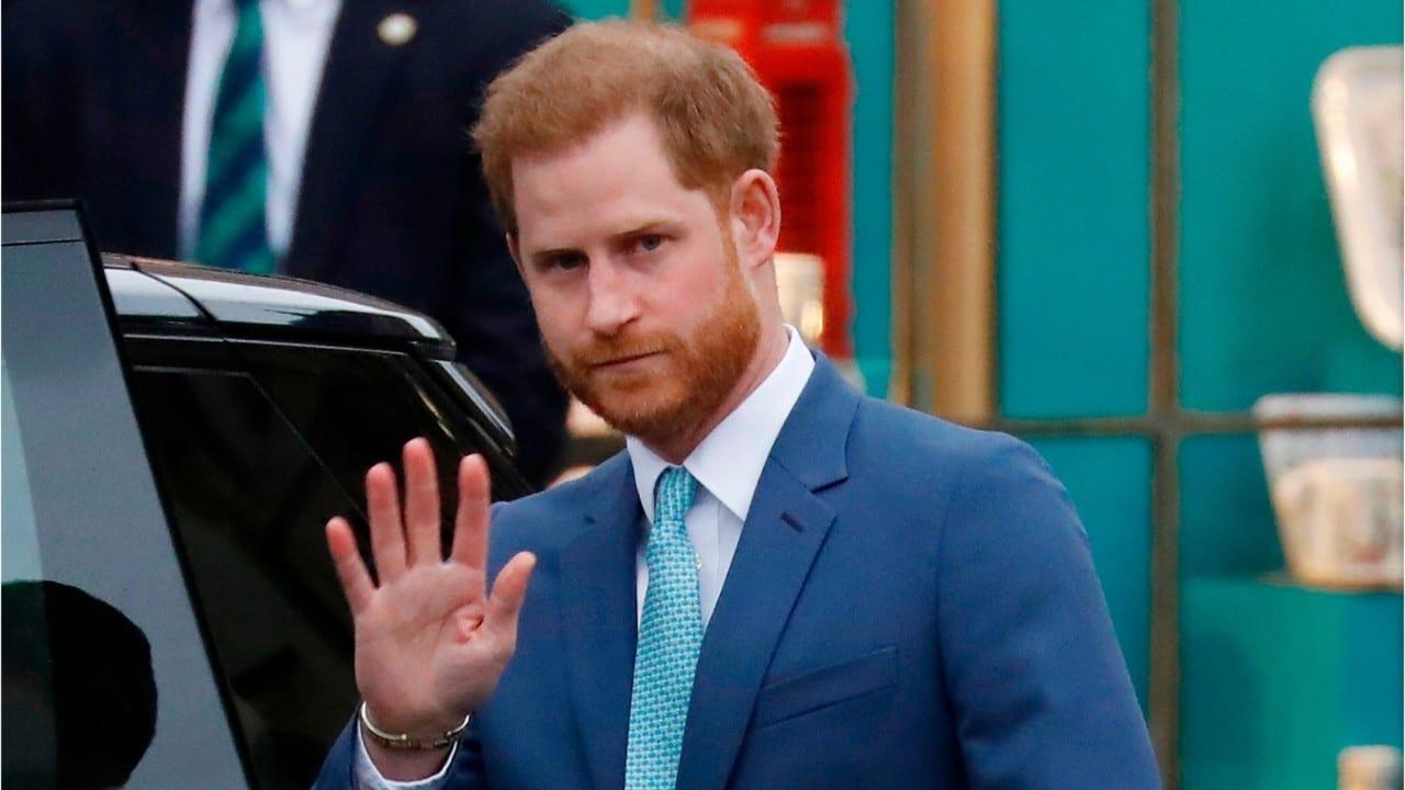 Le prince Harry change de nom de famille