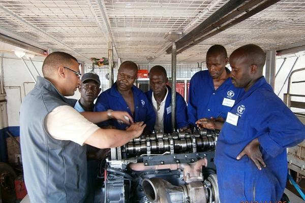 Recrutement pour Mecaniciens