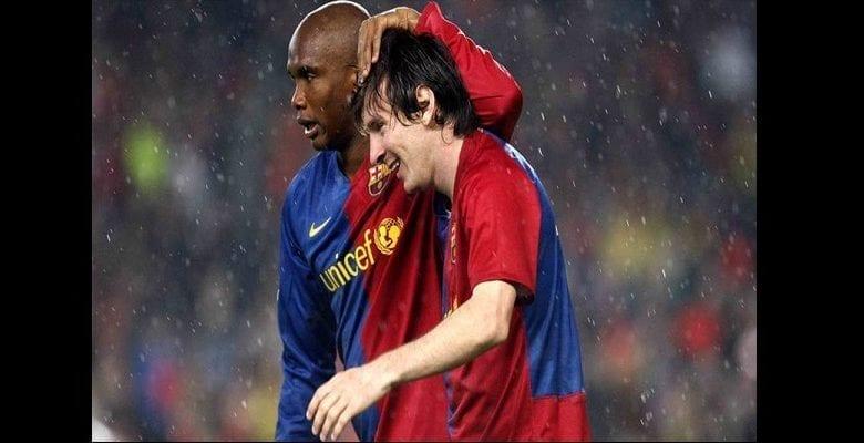 """Samuel Eto'o sur Messi: """"Il sera très difficile, voire impossible, de dépasser son héritage…"""""""