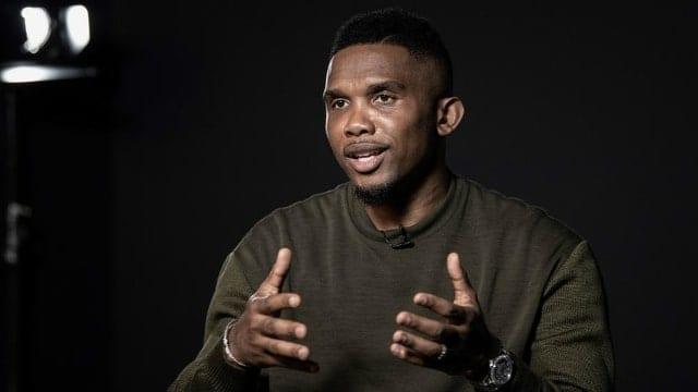 Covid-19 : Samuel Eto'o vole au secours du Cameroun